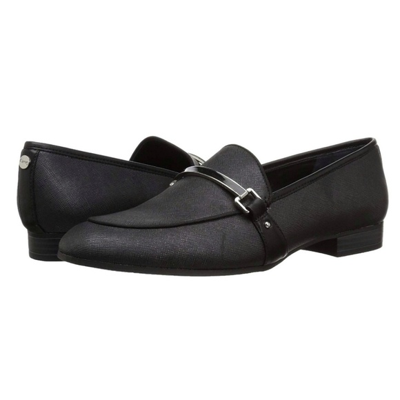 eef52035c76e Sam Edelman Black Loafers size 7.5 and 8